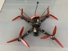Drone Racer Reverb 7inch