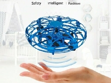 Drone Ufo mini helicoptere detection main quadrirotor infrarouge enfant dji fpv