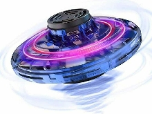 Supoggy Flynova Flying Spinner Jouet Mini Drone UFO Hélicoptère Avion Piloté