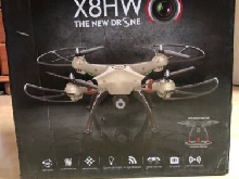 Drone Syma X8HW Wifi FPV 2.0MP HD Caméra RC Quadcopter Maintien d?Altitude neuf