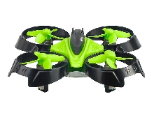 JJRC H83 Mini Quadcopter Headless Mode One-Key Return RC Drone Toy (Green)
