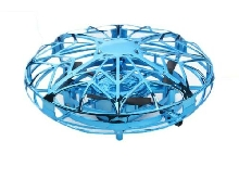 Mini hélicoptère RC UFO Drone avion main détection infrarouge RC quadriro