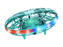 UK Mini Drone Quad Induction Lévitation UFO Flying Toy cadeau pr enfants cont SH
