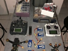 Lot Drone Racer Complet