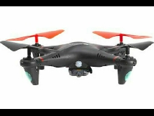 Drone Camera Midrone Sky 180 Wifi FPV 480p 4 Hélices 360° Reconditionnement