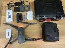 DJI Mavic Pro Drone Kit 4k Plus Protective Hard Case And Extras