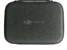 Dji mavic mini malette seule travel case drone sacoche