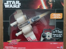 Avion drone radiocommandé Air Hogs Star Wars Xwing