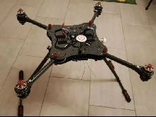 Drone Carboncore Cortex X8 Octocopter + DJI Wookong-M/Iosd Mini/Can Hub/Datalink