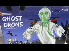 Ghost drone 2.4GHz 6-Axis Gyro Drone