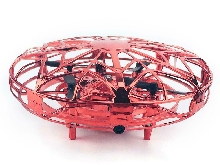 Helicopter UFO Aircraft Automatic Induction Sensor Flying Saucer Mini Drone