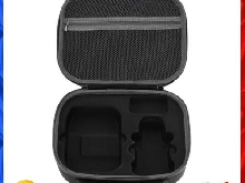 Drone Carry Bag Remote Control Pouch for DJI Mini 2 Storage Case (Black)