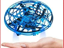 Gesture Control Smart Induction Quadcopter Mini UFO Kids Toys Drone