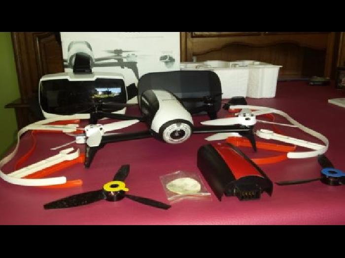drone parrot bebop 2 drone annonce. Black Bedroom Furniture Sets. Home Design Ideas