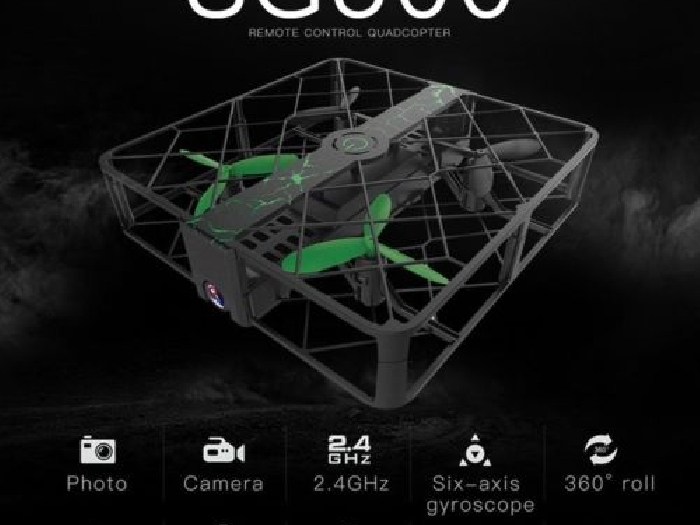 SG500 Mini RC Drone Wifi 720P Wide Angle 2MP Camera Altitude Hold Helicopter BK@
