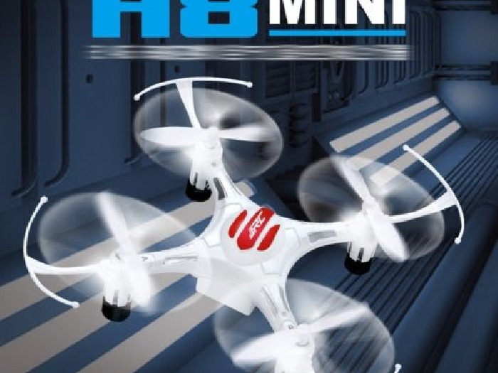 JJR/C H8 Mini 2.4G 4CH 6-axis Gyro Headless Mode Drone 360 flips Quadcop FR