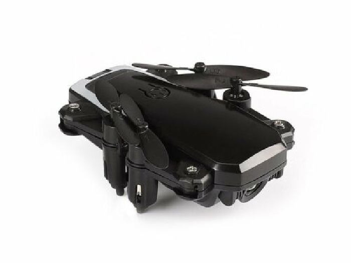 LF606 Mini Drone Quadcopter Foldable with  2 Batteries Altitude Hold RTF P#