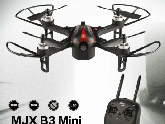 MJX Bug3 B3mini Brushls Motor RC Aircraft Quadcopter Remote Control Drone # MI