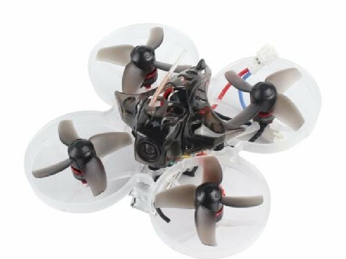 Happymodel Mobula7 75mm Crazybee F3 Pro OSD 2S Whoop RC FPV Drone Standard P#