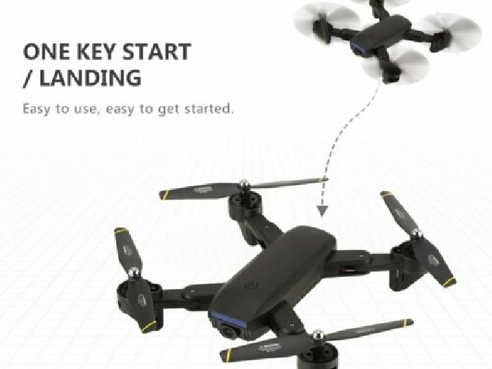 SG700-D Foldable Drone With 1080P Camera Professional Optical Flow Position MF