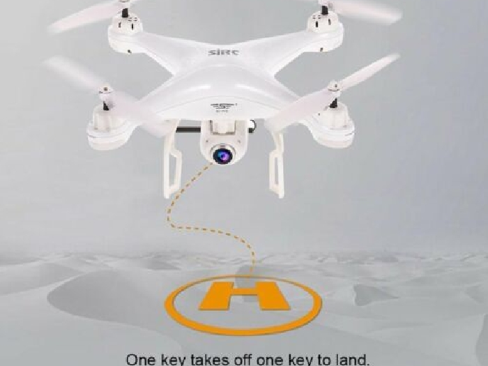 Full HD 1080P S20W Double GPS Dynamic Follow WIFI FPV Drone Quad Copter  NQ