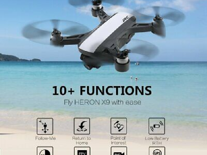 JJR/C X9 DREAM Wifi FPV RC Drone GPS Optical Flow Position Drone w/ Cam LQ