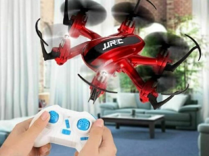 RC Remote Quadcopter Mini 2.4G 4CH 6Axis Headless Mode RTF Drone JJRC H20