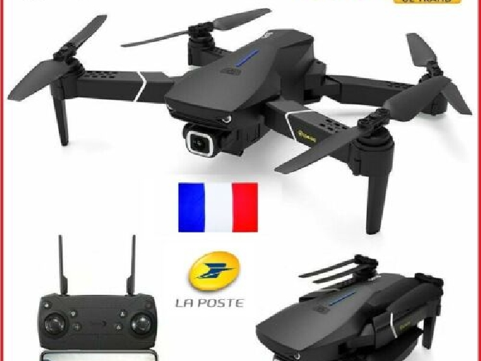 Drone EACHINE E58 WIFI RC Drone 2MP Caméra 1 Batteries FPV Pack 2MP 720P Caméra