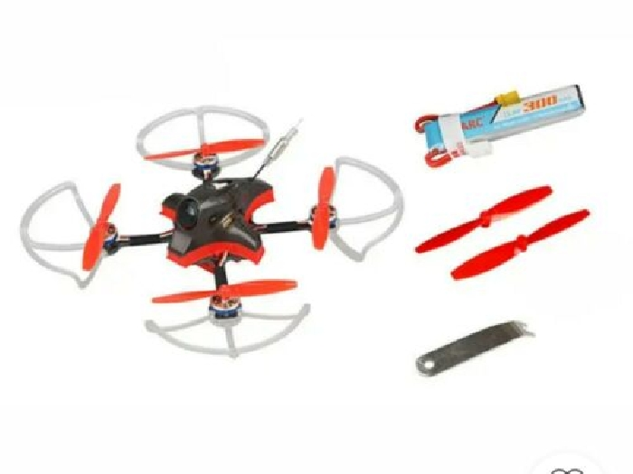 [Neuf] BNF PACK-LDARC AK103 -65mm toothpick- 3s/4s - drone fpv freestyle racing