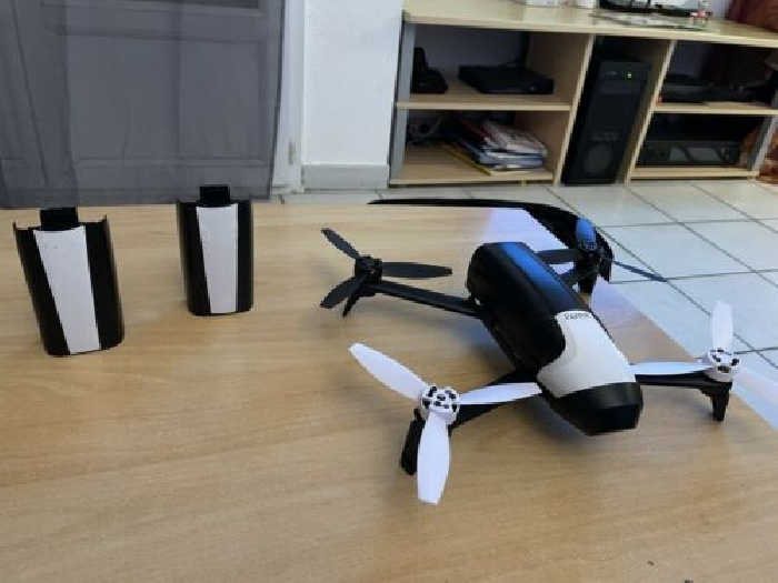 drone parrot beebop 2