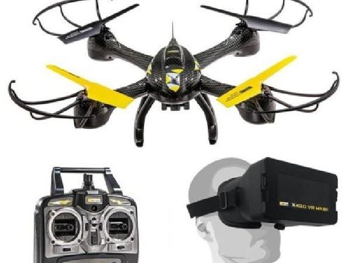 drone mondo vr mask x40 0 support pour smartphone casque. Black Bedroom Furniture Sets. Home Design Ideas