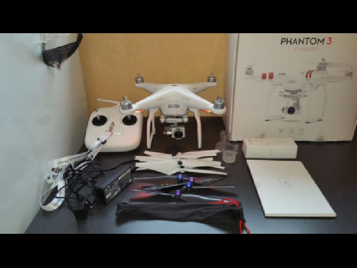 drone dji phantom 3 standard drone annonce. Black Bedroom Furniture Sets. Home Design Ideas