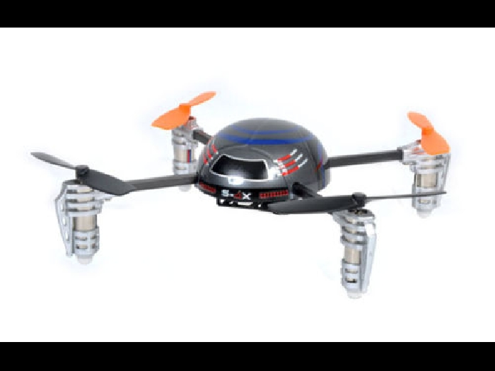 T2M racing T5130 - Spacer 4X mode 1 Quadrocoptère RC radiocommandé   Drone
