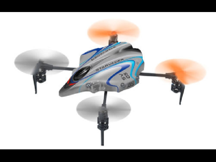 T2M racing T5141 - Starvader Mode 1 Quadrocoptère RC radiocommandé   Drone